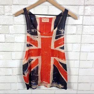 The Classic Tank Top. UK British Flag